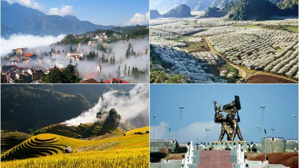 Lào Cai lọt top 10 địa điểm du lịch ấn tượng của Tây Bắc