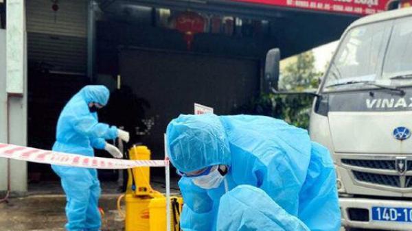 Sáng 24/5: Thêm 56 ca mắc COVID-19 trong nước, Bắc Ninh và Bắc Giang có 40 ca