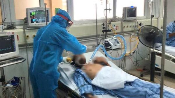 Bệnh nhân 76 tuổi mắc Covid-19 tử vong