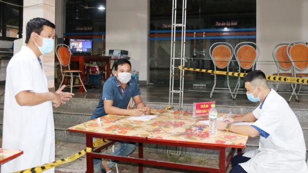 Lào Cai thiết lập thêm 2 chốt kiểm soát y tế để phòng COVID-19