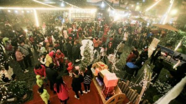 Những sự kiện hấp dẫn diễn ra tại Sa Pa trong dịp Giáng Sinh và Năm mới 2018