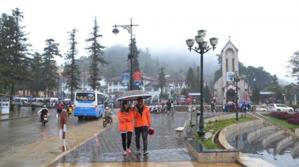 Từ ngày mai, thời tiết Lào Cai chuyển rét sâu thêm, vùng núi rét hại nặng đến rất nặng