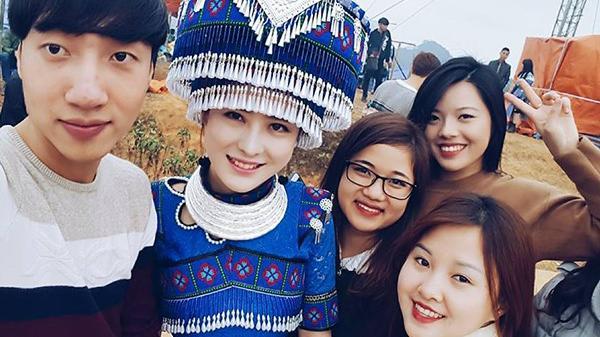 Hotgirl Lào Cai nằm trong top được cộng đồng mạng săn lùng nhiều nhất năm 2017