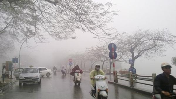 Lào Cai chuyển rét hại từ hôm nay