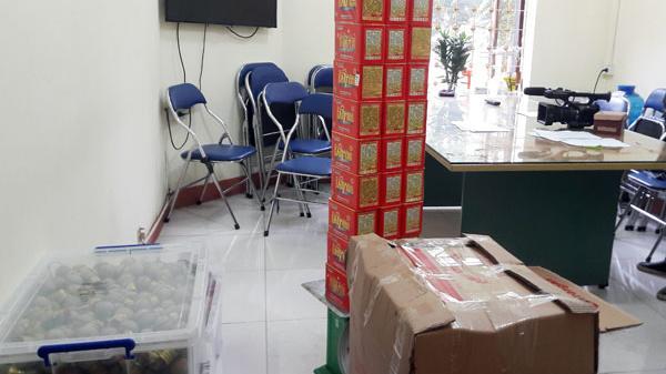 Lào Cai: Phát hiện vụ buôn lậu 267 kg pháo