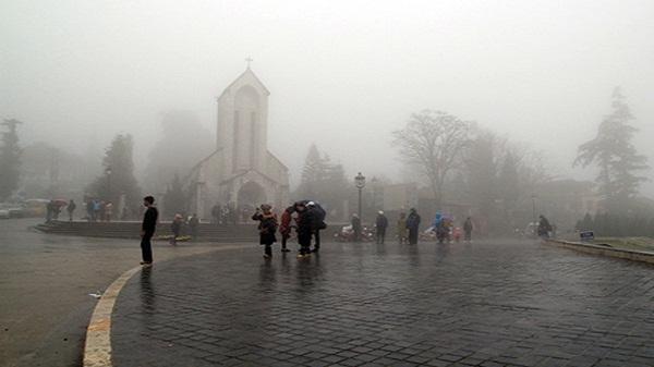 Thời tiết Lào Cai diễn biến bất thường
