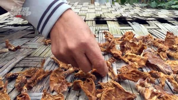 Măng khô Lào Cai, đắt xắt từng miếng vẫn khan hàng