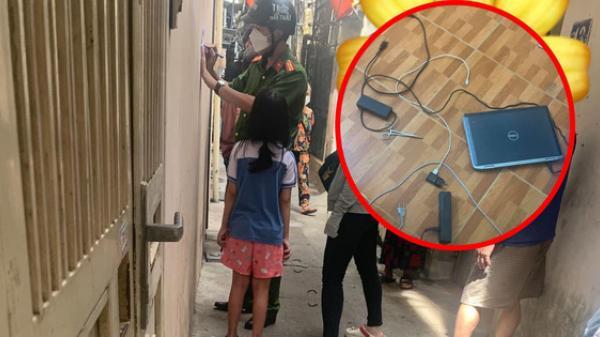 Hà Nội: Thương tâm bé trai 9 tuổi tử vong do bị điện giật khi đang học online