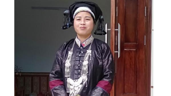 Nữ cán bộ người Nùng tiên phong trên 'mặt trận' xóa đói nghèo của Lào Cai