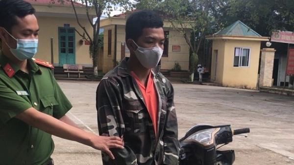 Vừa ra tù, một đối tượng ở Lào Cai sang Điện Biên trộm cắp tài sản