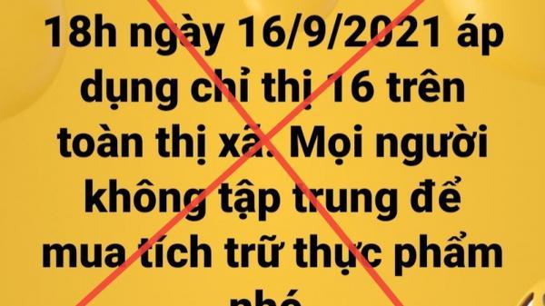 Chủ tịch phường ở Đắk Lắk đăng tin sai sự thật trên mạng xã hội