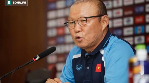 HLV Park Hang-seo nhận hết lỗi lầm sau trận thua 2-3 trước tuyển Trung Quốc
