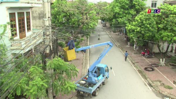 Lào Cai sẽ gắn biển tên cho 125 tuyến đường, phố trong tháng 1/2018