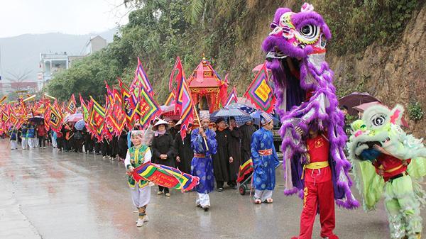 Sắp diễn ra Lễ hội đền Cô tại huyện Văn Bàn, Lào Cai