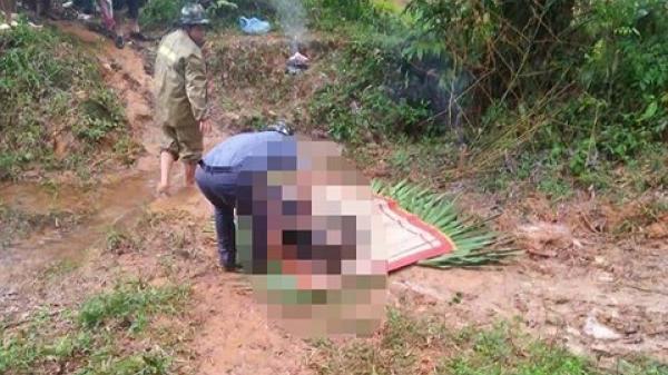 Lào Cai: Phát hiện người đàn ông tử vong cạnh bờ suối