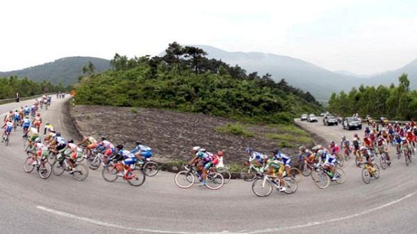 """Giải đua xe đạp quốc tế:""""Một đường đua hai Quốc gia"""""""