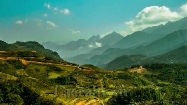 Thời tiết Lào Cai bước vào đợt ấm áp kéo dài