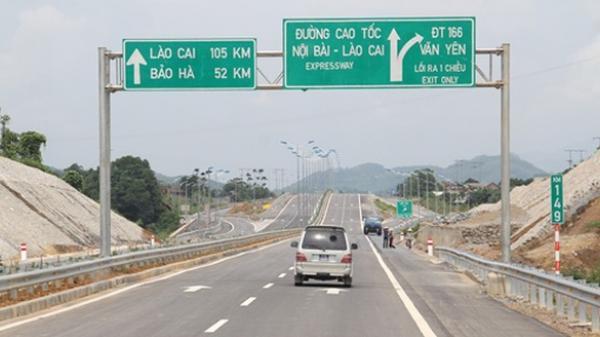Đầu tư 5.378 tỷ đồng kết nối giao thông các tỉnh Lai Châu, Lào Cai, Yên Bái với cao tốc Nội Bài - Lào Cai