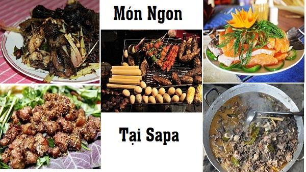 5 món ăn chưa thử chưa biết Sa Pa