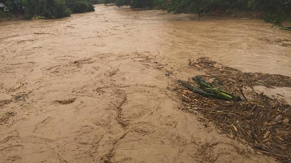 Huyện Văn Bàn thiệt hại 400 triệu đồng vì mưa lũ