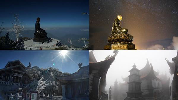 Đại tượng Phật A Di Đà cao nhất Việt Nam trên đỉnh Fansipan (Lào Cai) và những câu chuyện không phải ai cũng biết