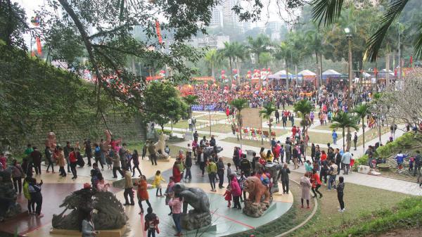 Nhiều chương trình mới hấp dẫn tại Lễ hội đền Thượng 2018 tại Lào Cai