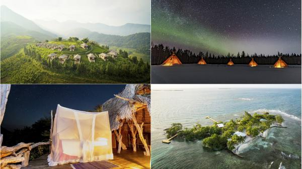 Khu nghỉ dưỡng Topas Ecolodge ở Lào Cai lọt top 10 nhà nghỉ 'xanh' đẹp nhất thế giới
