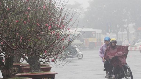 Từ mùng 5 Tết, miền Bắc lại rét đậm kèm mưa xuân