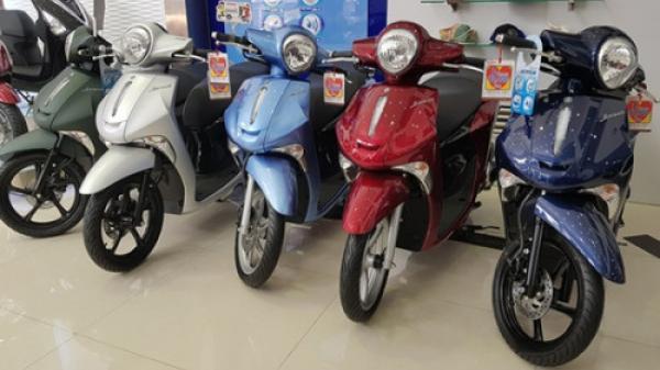 Xe máy đồng loạt giảm giá, SH mất tới 20 triệu đồng sau Tết Nguyên đán