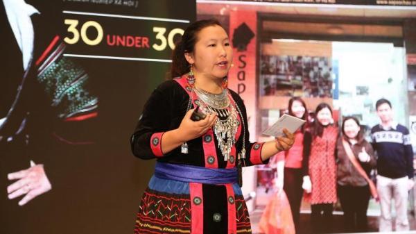 Chuyện chưa kể về người phụ nữ Mông đầu tiên được Forbes Vietnam vinh danh