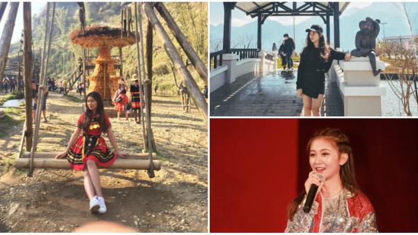 9x Lào Cai không biết đi giày cao gót nhưng vẫn lọt top 12 Miss ĐH Thủy Lợi vì quá xinh đẹp