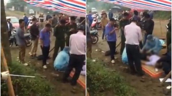 Lào Cai: Phát hiện thi thể người đàn ông tử vong nghi sốc ma tuý sau khi tiêm chích