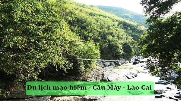 Lào Cai lọt top 5 địa điểm du lịch mạo hiểm ở miền Bắc nên thử