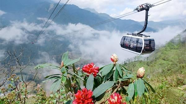 Khu du lịch Sun World Fansipan Legend sẽ ưu đãi giá vé cho người dân 6 tỉnh Tây Bắc