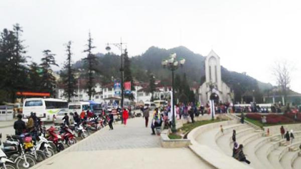 Những điểm được dừng, đỗ xe trên địa bàn huyện Sa Pa – Lào Cai