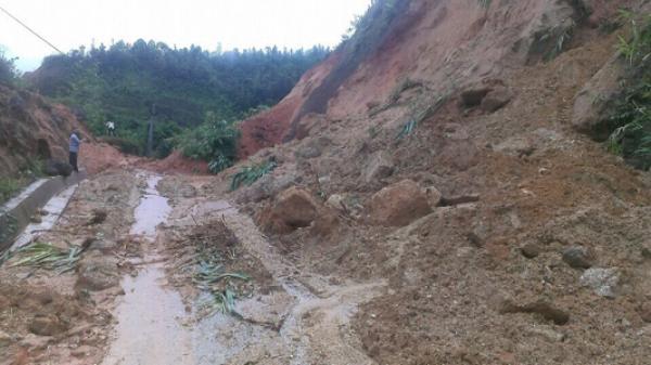 Bảo Yên thiệt hại gần 700 triệu đồng do mưa lũ