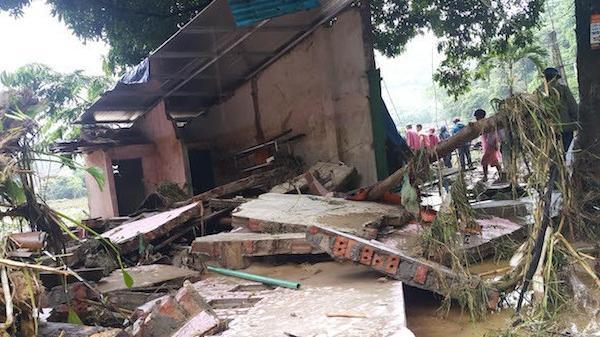 Lào Cai: Thiệt hại gần 2.700 tỷ đồng do thiên tai