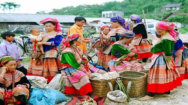 Tháng 6 này, hãy đến Cao nguyên Bắc Hà (Lào Cai) dự hội