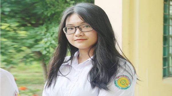 """Lào Cai: Nữ sinh lớp 10 dành học bổng """"Cuộc thi viết luận Nhà lãnh đạo trẻ 2017"""" tại Australia"""