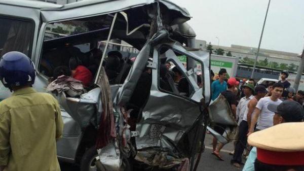 Vụ tai nạn thảm khốc trên cao tốc Hà Nội - Bắc Giang: Cuộc điện thoại cuối cùng của chiến sỹ cảnh sát t.ử vong
