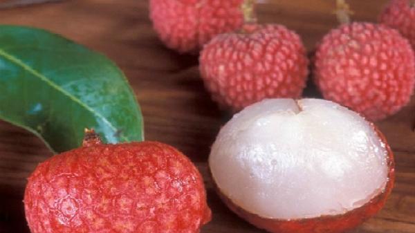 Bất ngờ trước 12 lợi ích của trái vải với sức khỏe