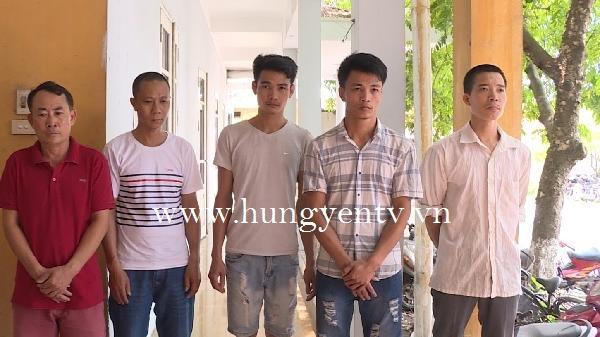 Đột kích 4 tụ điểm ghi lô đề, thu gần 150 triệu tại Văn Lâm, Hưng Yên