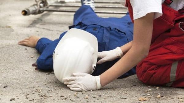 Bắc Giang: Trượt chân ngã ở công trình, 1 người đàn ông t.ử vong