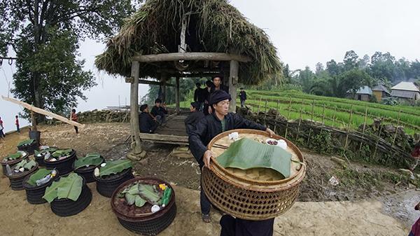 Lễ cầu mùa - Nét văn hóa đặc sắc của đồng bào dân tộc Hà Nhì ở Lào Cai
