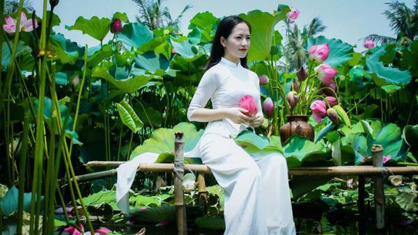 Về Bắc Giang ngắm mùa sen đẹp say đắm lòng người