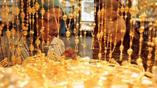 Giá vàng hôm nay: Xuống thấp nhất tháng 6 qua