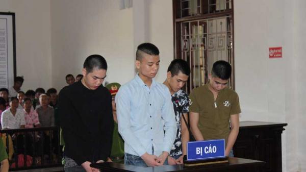 Hòa Bình: Hơn 50 năm tù cho 4 bị cáo phạm tội hiê'p d.âm trẻ em