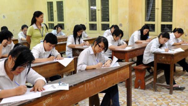 Trên 7.000 thí sinh của tỉnh Yên Bái bước vào kỳ thi THPT Quốc gia 2018