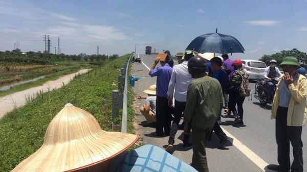 Phát hiện một camera có thể ghi rõ sự việc 2 cô gái t.ử vong bất thường trên cầu ở Hưng Yên