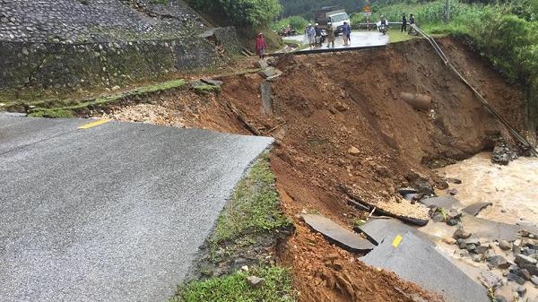 12 thí sinh không kịp dự kỳ thi THPT Quốc gia 2018 do mưa lũ